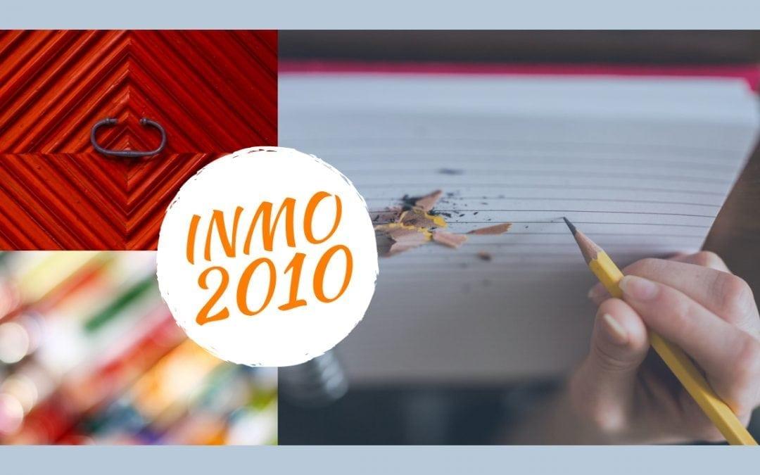 INMO 2010