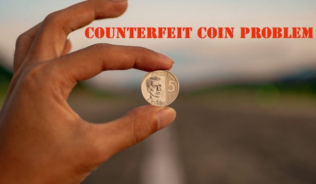 Counterfeit coin problem