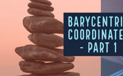 Barycentric coordinate for Math Olympiad 1