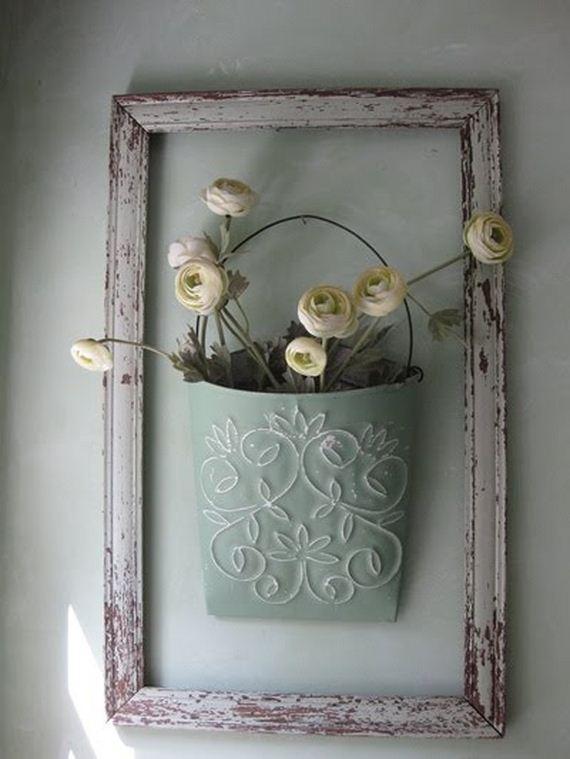 Cheap DIY Shabby Chic Home Decorating Ideas