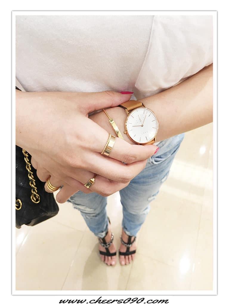 Knot 日系 客製化 腕錶