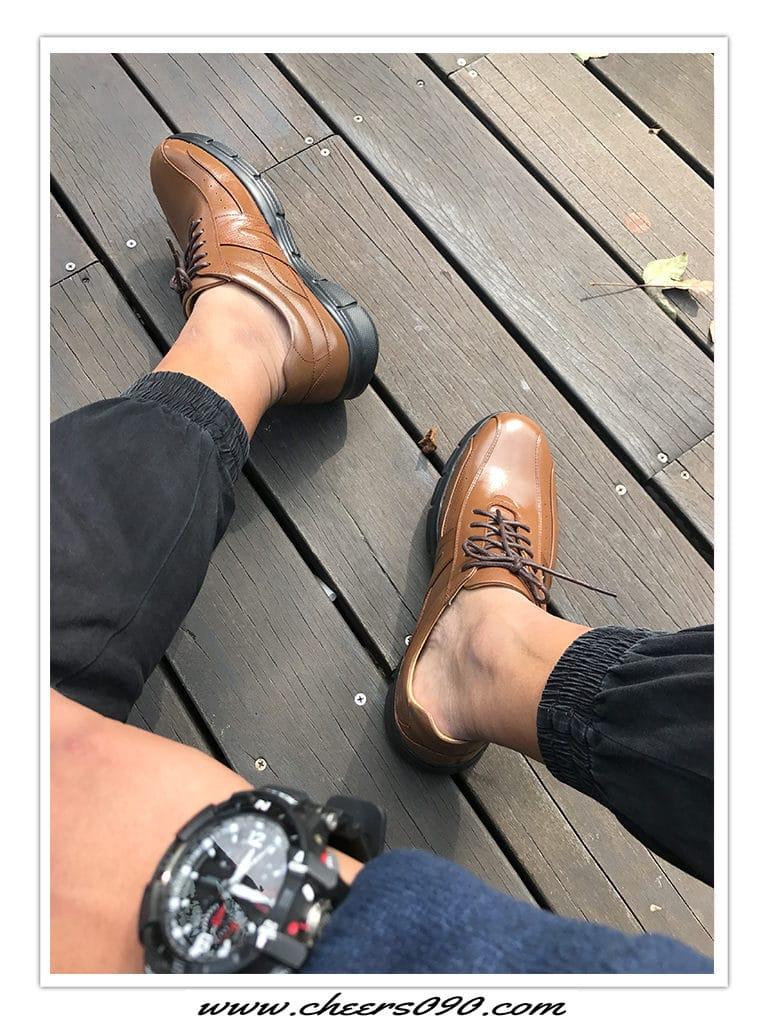 A.SO 阿瘦皮鞋 穿搭