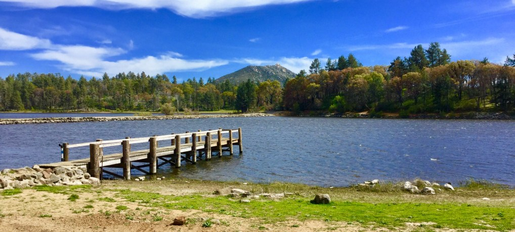 San Diego's Most Scenic Lake to Explore: Lake Cuyamaca, Julian, CA