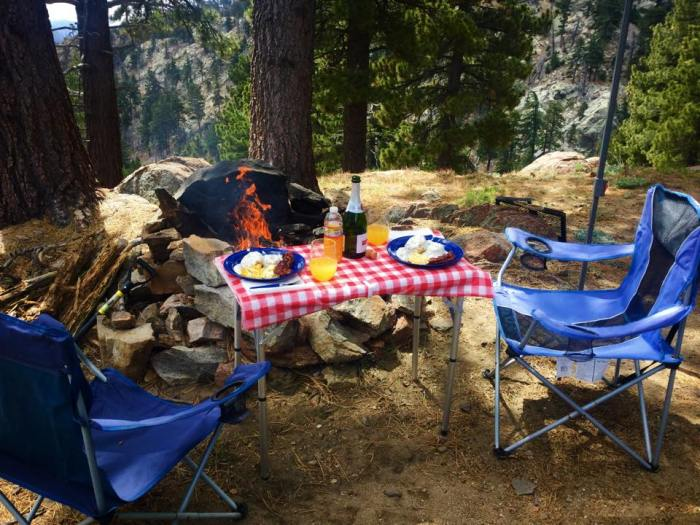 Easy Breakfasts for Your Next Camping Adventure – Cheers Nature