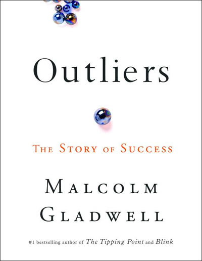 Cheers Book Club….. Outliers