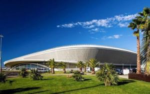 Artistik Games @ Adler Arena, Sochi