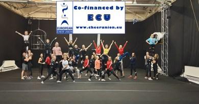 ECU Development Fund: EstCU Throws First Cheer Workshop