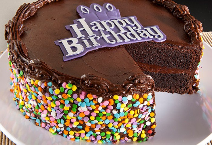 Chocolate Happy Birthday Cake By Cheesecakecom