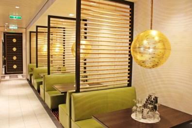 East Restaurant auf AIDAperla