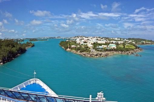 Bermuda St. George´s Naturhafen