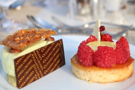 Sweet delicious by Oceania Cruises
