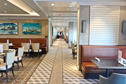 Queen Mary 2 Kurzkreuzfahrt_Kings Court
