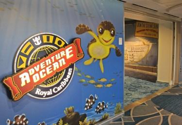 Adventure Ocean Club für Kids