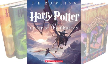 Harry Potter and the Order of the Phoenix Book PDF