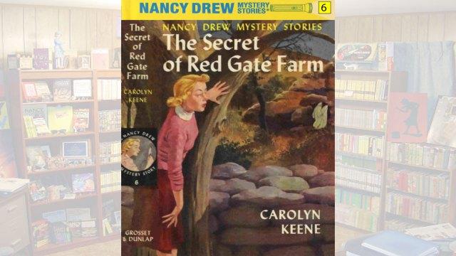 Free Download The Secret of Red Gate Farm PDF