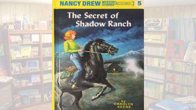the secret of shadow ranch pdf Nancy Drew and the secret of shadow ranch