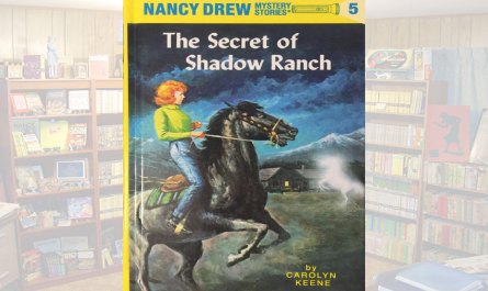 Nancy Drew and the secret of shadow ranch