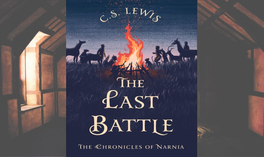 The Last Battle book by C. S. Lewis