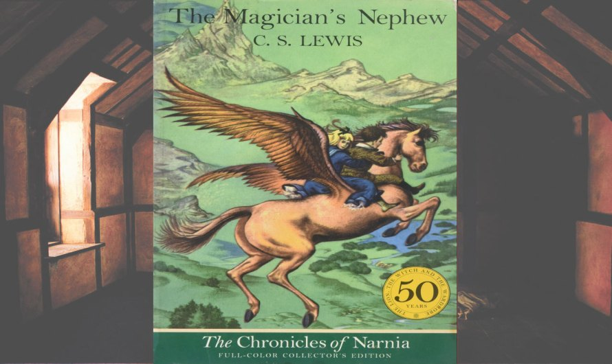 The Magicians Nephew PDF Book by C. S. Lewis