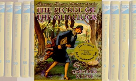 nancy drew secret of the old clock pdf