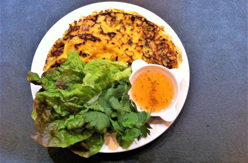 Banh Xeo (Happy Pancakes)
