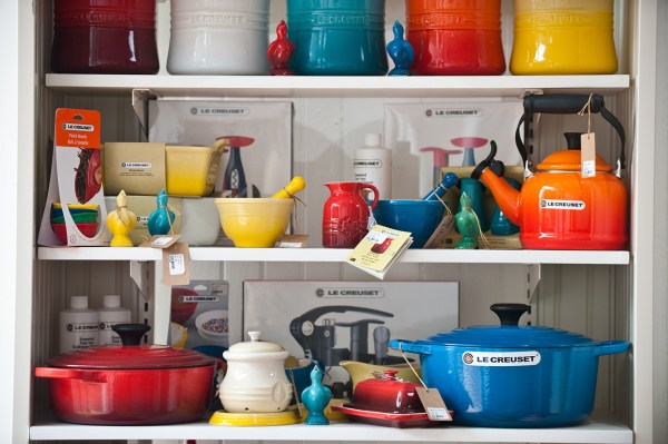 Chef & Shower   Easton Maryland   Kitchen Store   Featured Products   Le Creuset