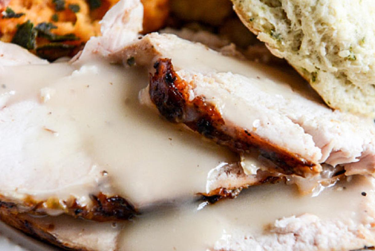 Holiday Hosting | Chef & Shower Recipes | Pan Drip Gravy