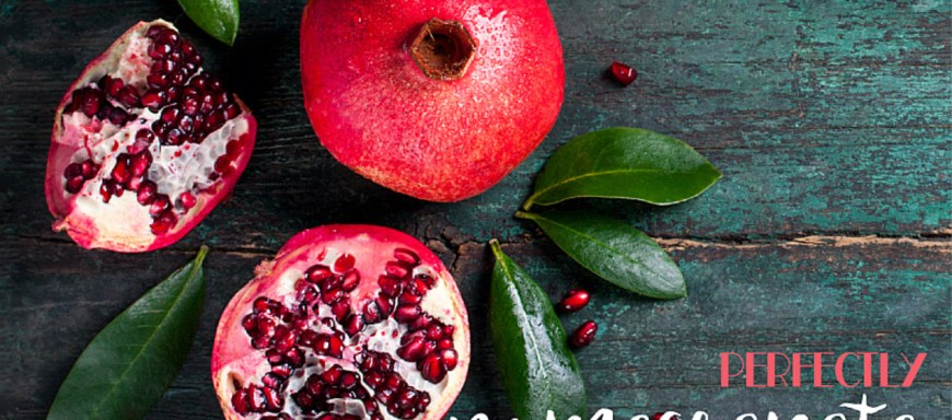 Perfectly Pomegranate | Chef & Shower Blog | Chef & Shower | Kitchen and bath blog | Easton, MD