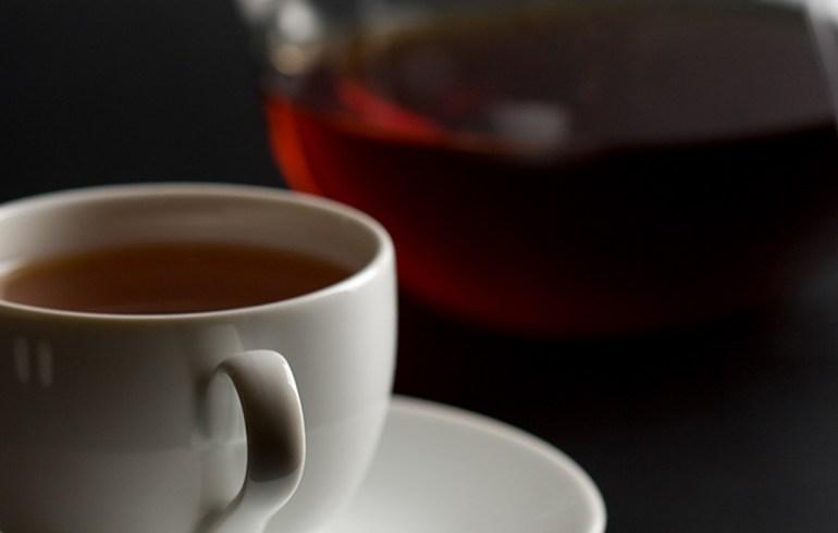 Chef & Shower   Easton Maryland  Tea Forté