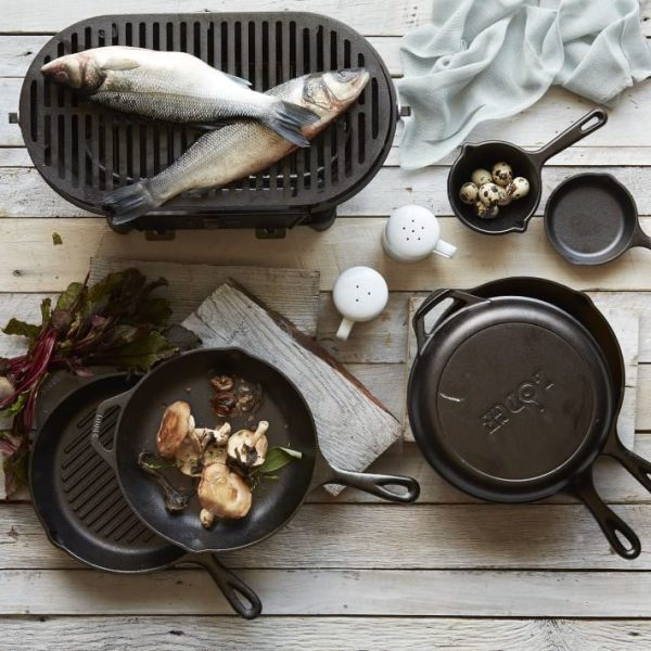 Chef & Shower | Easton Maryland | Kitchen Store | Featured Products | Lodge Cast Iron