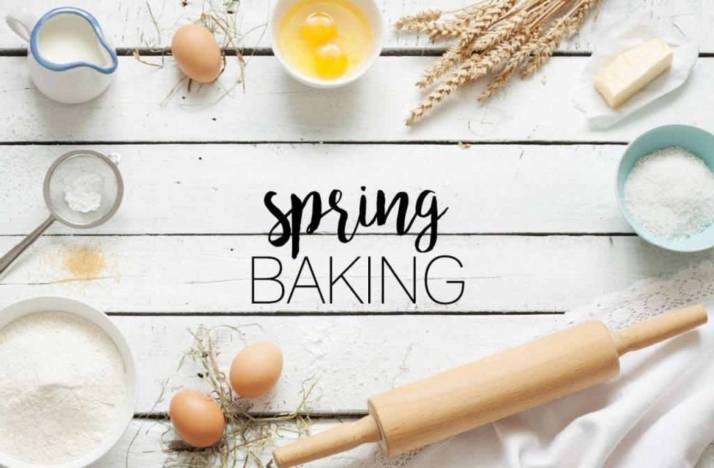 Spring Baking | Natural Easter Eggs | Chef & Shower Blog | Chef & Shower | Kitchen and bath blog | Easton, MD