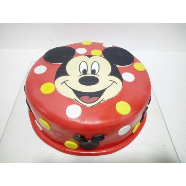 Buy Mickey Mouse Cake DC01 Online In Bangalore Order