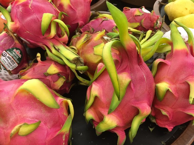 Dragon Fruit is a fighter!
