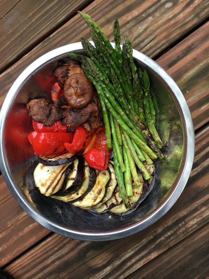 Grilled Vegetables 17 Ways