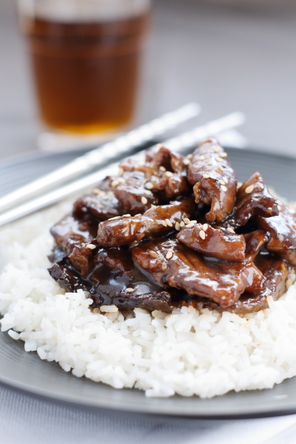A recipe for Mongolian Beef that's faster, cheaper and better than takeout.