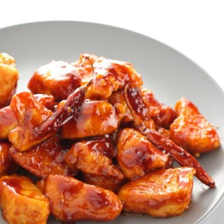 Better Than Takeout General Tso's Chicken