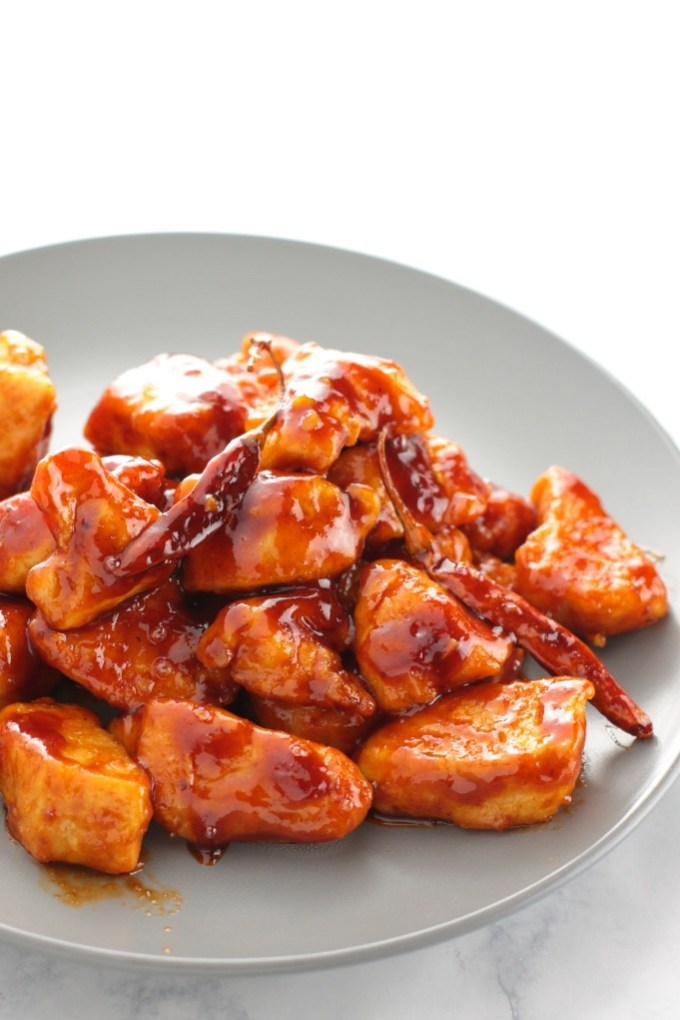Better Than Takeout General Tso's Chicken Quick and Easy Recipe Image