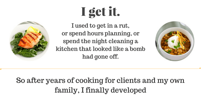 I get it. - Chef in the Burbs