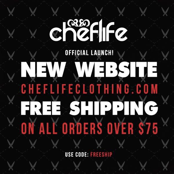 ChefLife-Website-Freeship