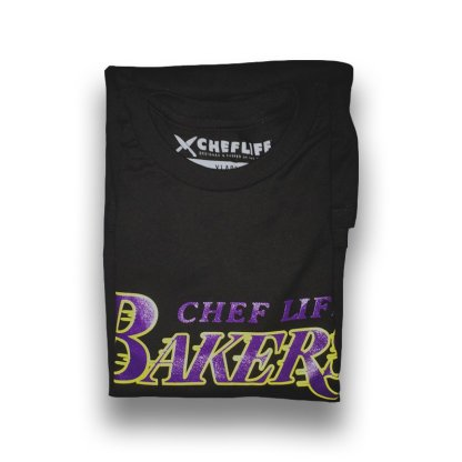 chef life bakers black