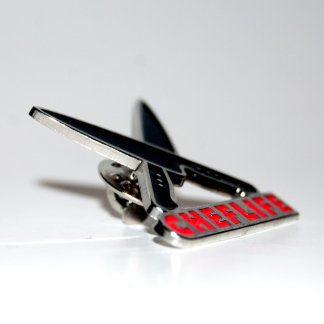 chef lapel pin