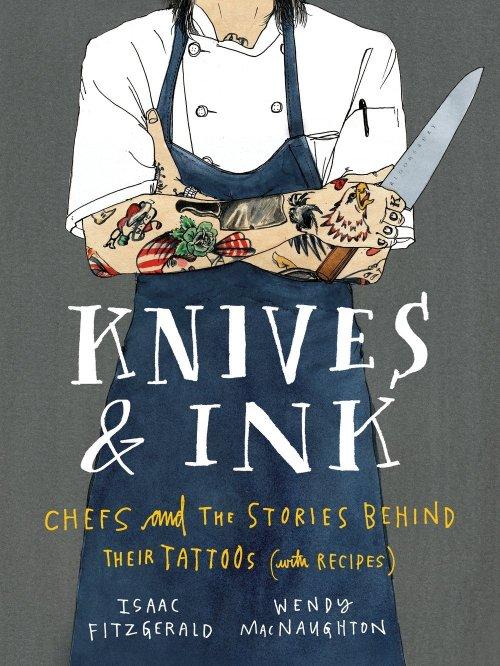 chef tattoo book