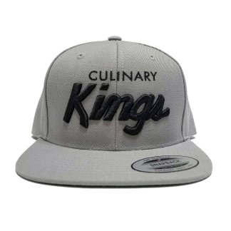 Culinary Kings Snapback Front