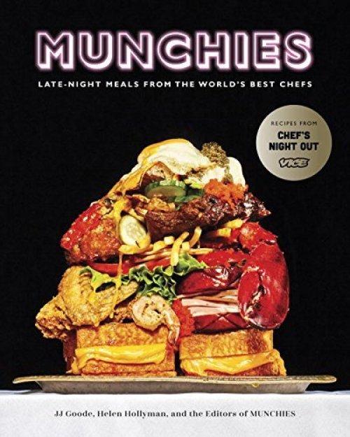 munchies late night cookbook
