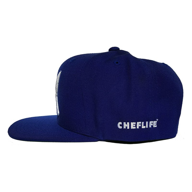 2 knives crew royal blue
