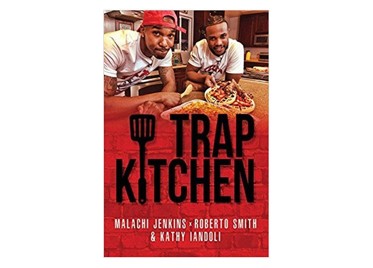 trap kitchen book