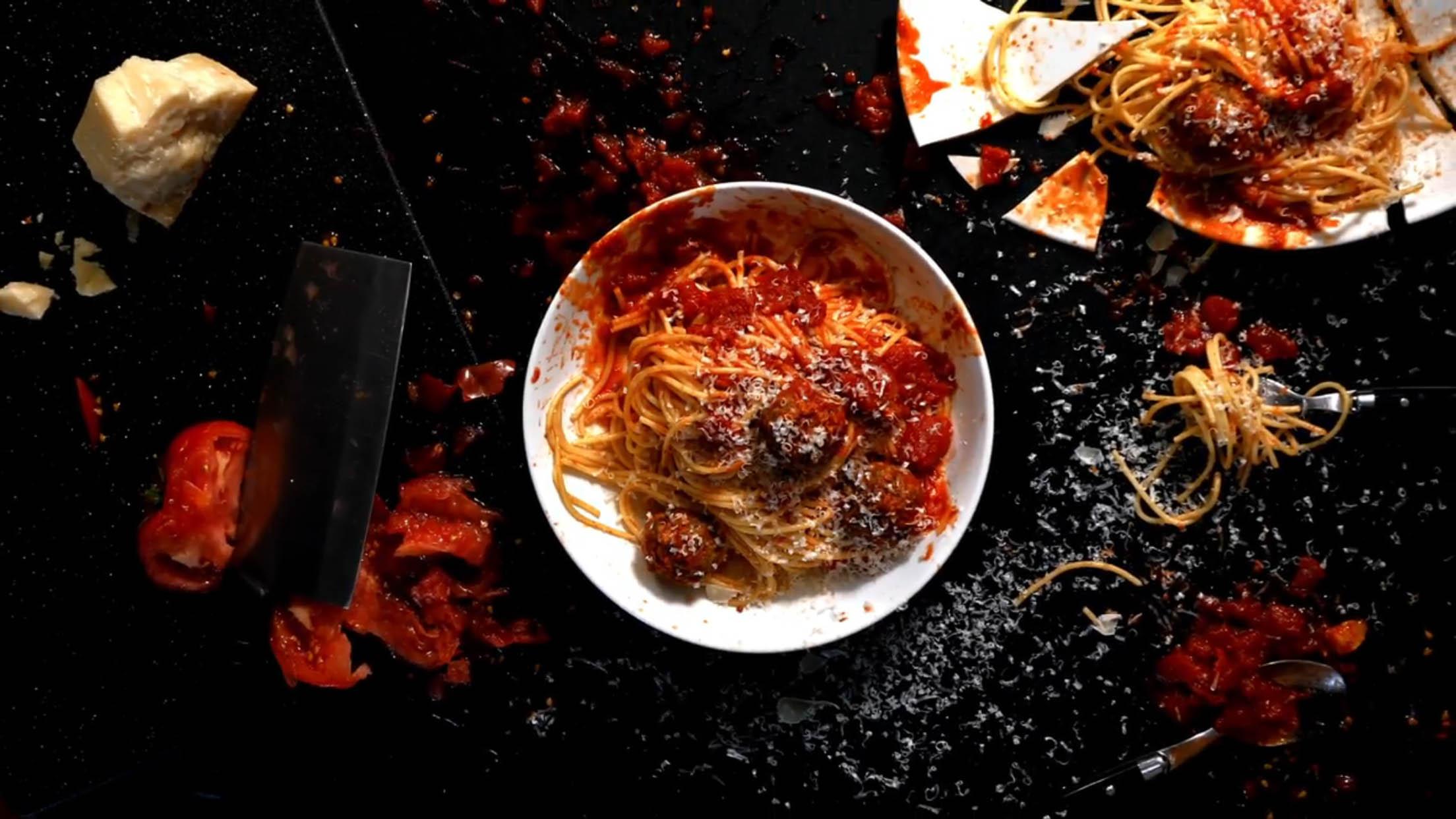 David Ma Food Films Spaghetti recipe videos