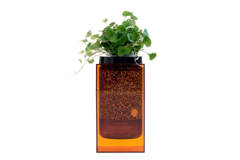 Futurefarms Spacepot hydroponics