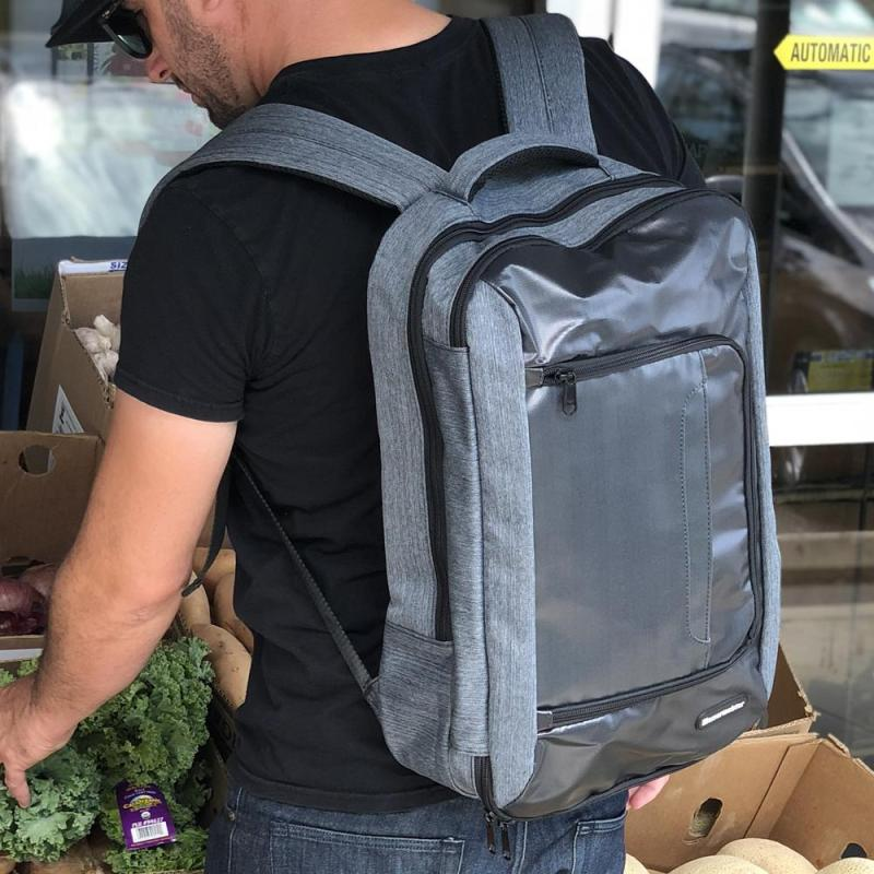 chef back pack messermeister
