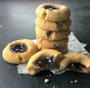 3 Ingredient Cookie Dough - an easy and versatile cookie dough that added to in any number of waysm- and a great recipe SIMPLE recipe to get the kids involved with!